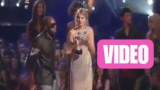 Vidéo : Kanye West fait scandale aux MTV Awards