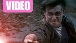 Harry Potter et les reliques de la mort : Une vidéo inédite !