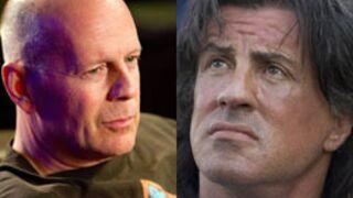 Expendables 3 : Sylvester Stallone se réjouit du départ de Bruce Willis