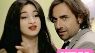 Camelia Jordana dans le clip d'André Manoukian (VIDEO)