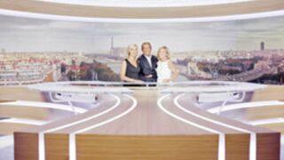 Le JT de TF1 s'offre un relooking (PHOTO)