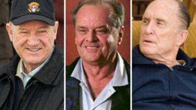 Gene Hackman, Jack Nicholson ou Robert Duvall en compétition