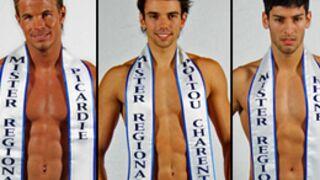Mister France : Tous les candidats torses nus ! (PHOTOS)