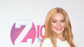 Lindsay Lohan de retour à la télé dans un épisode de 2 Broke Girls