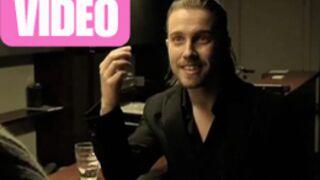 Julien Doré dans un film de vampires ! (VIDEO)