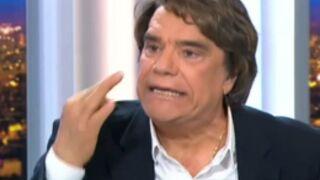 """Bernard Tapie à David Pujadas : """"vous vous foutez de ma gueule ?"""" (VIDEOS)"""