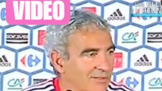 Mondial 2010 : Lapsus de Raymond Domenech (VIDEO)
