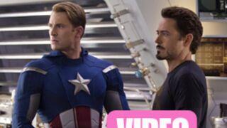 Avengers, ou les superheros Marvel enfin réunis ! (VIDEO)