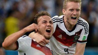 Coupe du Monde de football : l'Allemagne est championne du monde !