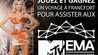 Gagnez un voyage pour les MTV EMA !