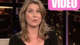 Grey's Anatomy : Ellen Pompeo déteste embrasser Dr Mamour ! (VIDEO)