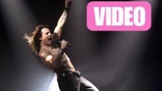 Tom Cruise, en rock star sexy !(VIDEO)