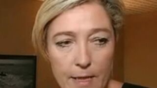 Marine Le Pen furieuse contre Laurent Ruquier et France Télé (VIDEO)