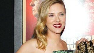Scarlett Johansson monte un groupe de rock !