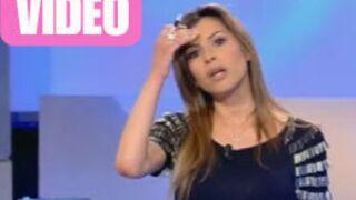 Une journaliste italienne s'évanouit en direct (VIDEO)