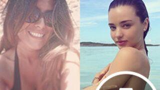Instagram : Miranda Kerr et Joy Esther topless, Karine Ferri et Shy'm en bikini (41 PHOTOS)