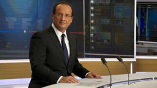 Audiences : François Hollande réunit 10 millions de Français