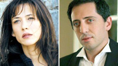 Sophie Marceau et Gad Elmaleh réunis à l'écran