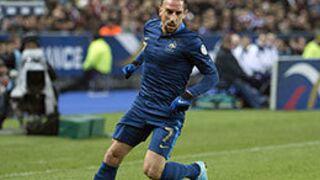 """Franck Ribéry (Coupe du monde 2014) : """"Ce sera ma dernière…"""""""