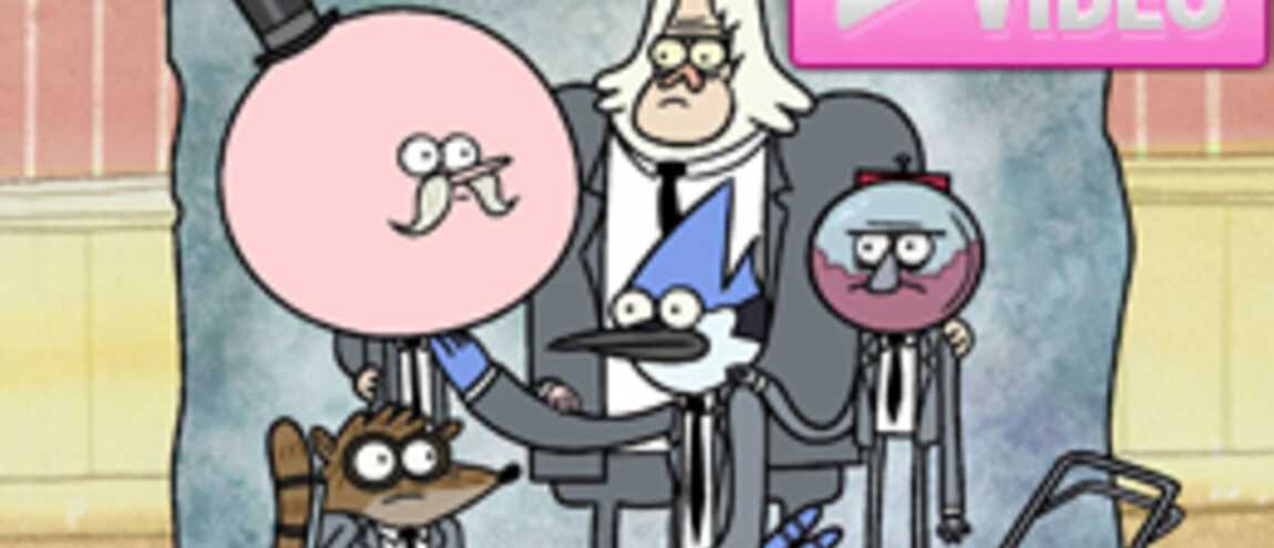 Jeunesse Regular Show Tout Lété Sur Cartoon Network Video