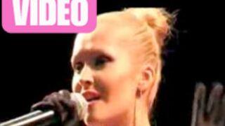 Tatiana Laurens (Secret Story) en concert (VIDEO)