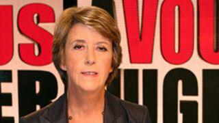 """Arlette Chabot """"furax"""" contre le patron de France Télé"""