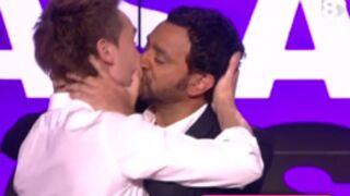 Cyril Féraud et Cyril Hanouna se réconcilient et s'embrassent ! (VIDEO)