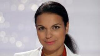 Isabelle Giordano chroniqueuse ciné sur Gulli