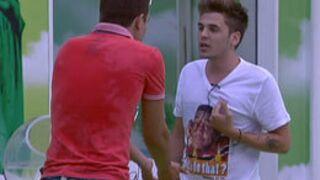 Secret Story : Sacha tourne mal et s'en prend à Yoann