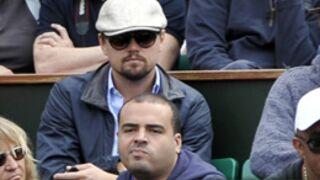 Roland-Garros : DiCaprio invité surprise, Federer au bout de l'effort (PHOTOS)