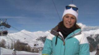 Laury Thilleman prend des risques pour France Ô (VIDEOS)