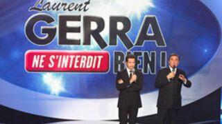 Laurent Gerra ne s'interdit rien, pas même un prime sur TF1