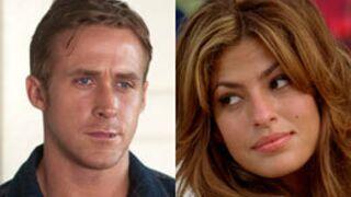 Ryan Gosling engage sa fiancée Eva Mendes pour sa première réalisation