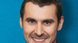Thomas Joubert élu plus beau mec de la télé !