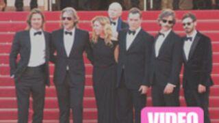 Cannes 2012 : Brad Pitt sur le red carpet, Kanye et Kim in love ! (VIDEO)