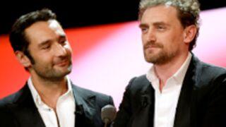 Gilles Lellouche et Jean-Paul Rouve commentent les Oscars 2011