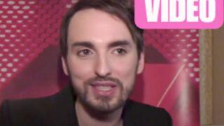 """Christophe Willem (X Factor) : """"J'avais la même angoisse qu'à Nouvelle Star !"""" (VIDEO)"""