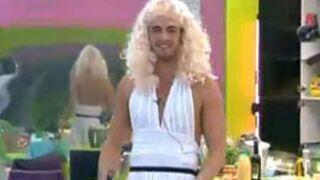Secret Story : Jonathan se déguise en fille !