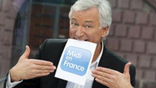 Laurent Boyer s'énerve contre une journaliste