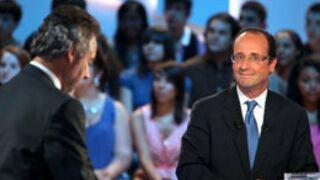 François Hollande invité du Petit journal ce soir