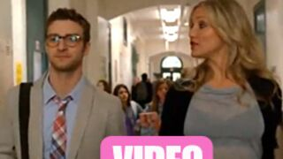 Cameron Diaz drague Justin Timberlake dans Bad Teacher (VIDEO)