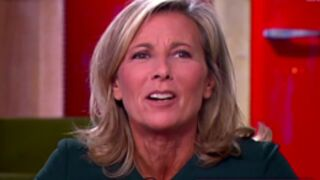 "Claire Chazal réagit à son agression : ""Face à la folie, on est un peu impuissant"""