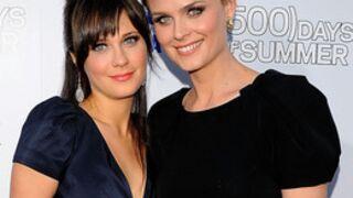 Bones : Les soeurs Deschanel réunies