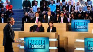 Catastrophe d'audience pour Parole de candidat sur TF1