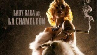 L'affiche sexy de Machete Kills avec Lady GaGa