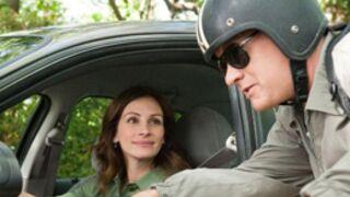 Il n'est jamais trop tard : Tom Hanks et Julia Roberts amoureux (VIDEOS)