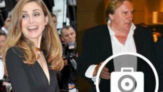 Cannes, jour 3 : Julie Gayet, Gérard Depardieu et Nabilla sur la Croisette !