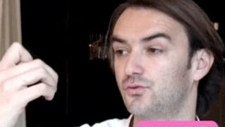 """Cyril Lignac : """"Je ne suis pas un loser"""" (vidéo)"""