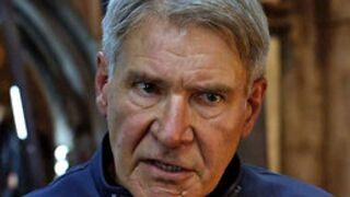 Star Wars 7 : Harrison Ford blessé à la cheville par le Faucon Millenium