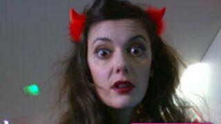 La Speakerine se met en mode Halloween